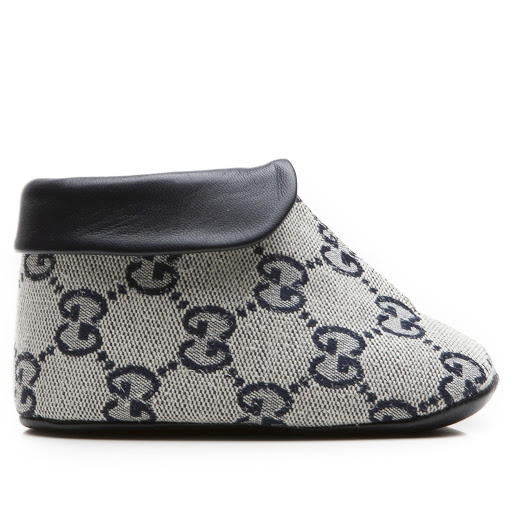 Primary image of Gucci GG Print Booties