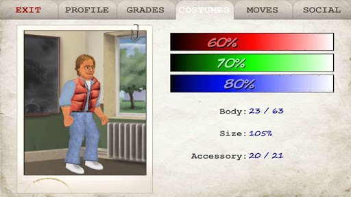 School Days - screenshot