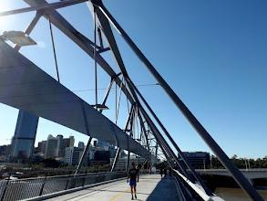 Photo: Goodwill-Brücke, Brisbane