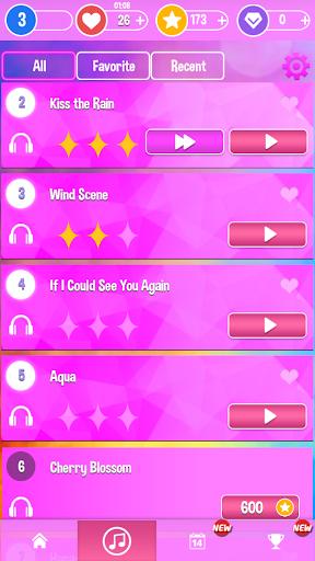 Pink Piano Music Tiles: KPOP 1.09 Screenshots 4