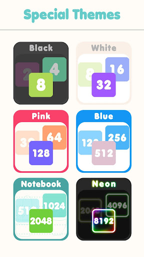 Shoot 2048 - reinvention of the classic puzzle 1.2.4 screenshots 4