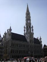 Photo: Stadhuis, Brussel