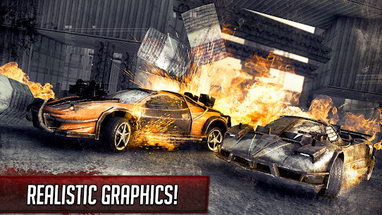 Death Race ® – Shooting Games in Racing Cars 8