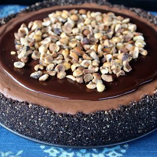 Hazelnut Nutella Cheesecake