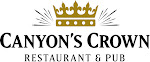 Logo for The Canyon's Crown Restaurant and Pub