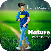 Nature Photo Editor - Nature Photo Frame Icon