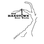 Logo for Old Hangtown Beer Works