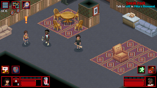 Stranger Things 3: The Game Mod Apk Download For Android and Iphone 3