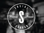 Logo for Social Games and Brews