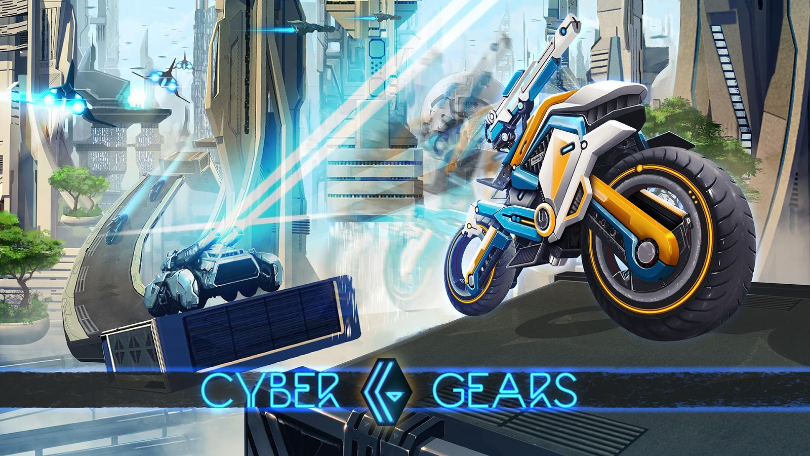 Cyber Gears- screenshot