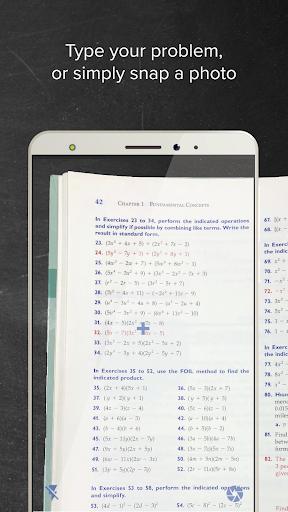Mathway screenshot
