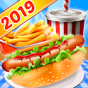Cooking Games Craze - Food Restaurant Chef Fever icon