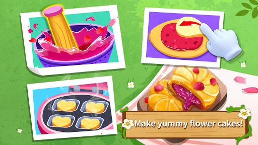 Little Pandau2018s Fashion Flower DIY apkpoly screenshots 3