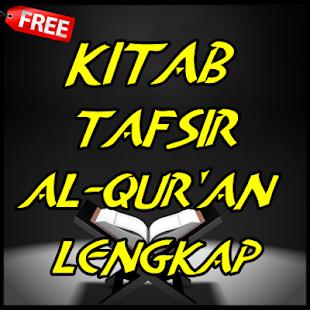 Kitab Tafsir Al-Qur'an Lengkap - náhled