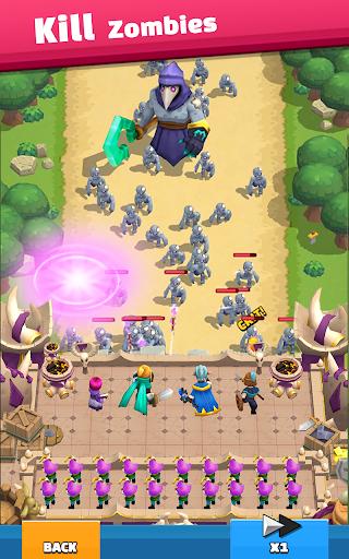 Wild Castle: 3D Offline Strategy Defender TD 0.0.50 screenshots 1