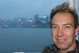 Photo: Day 200 -  On Star Ferry on the Way Home