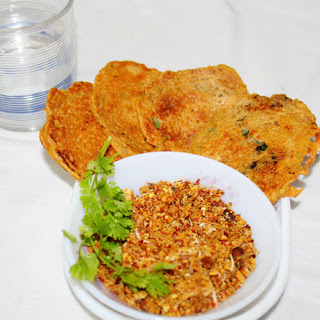 Savory Lebanese pancakes