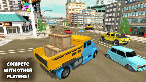 Grand Town Driver: Auto Racing ss2