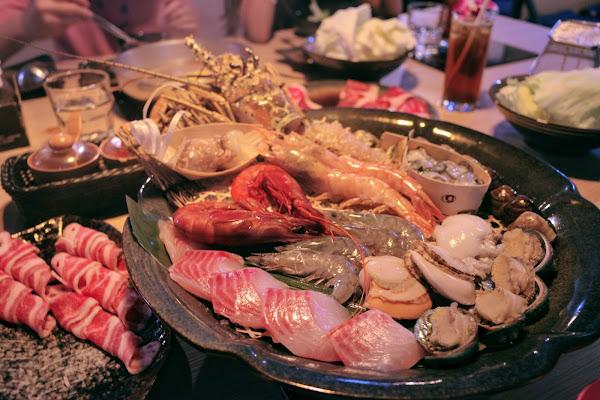 船饕和牛海鮮鍋物.蘇澳港特色海鮮直送 雙人海鮮龍蝦鍋