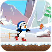 Penguin Run - Free Game