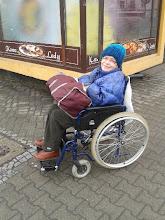 Photo: 09. 01. 2013 roku -  w drodze na oddział neurologii dziecięcej  w szpitalu Marciniaka