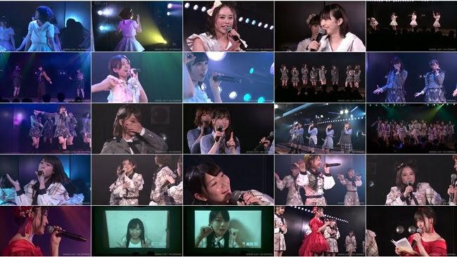 190622 (720p) AKB48 チーム8 湯浅順司「その雫は、未来へと繋がる虹になる。」公演 山田菜々美 卒業公演