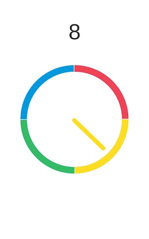 android Insane Wheel-Spinny Circle Screenshot 4