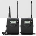 Wireless Lavalier icon