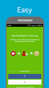 BitHunter Free Bitcoin - náhled