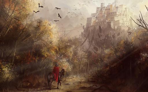 Medieval Knight Live Wallpaper