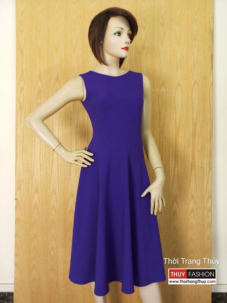 Váy xòe midi V628 Thời Trang Thủy Hải Phòng