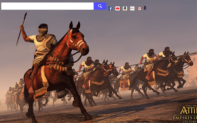 Total War Game HD Wallpapers New Tab