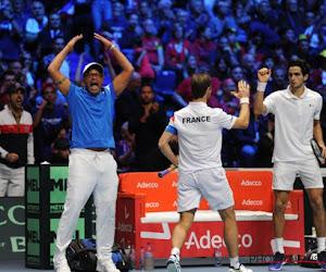 Franse Davis Cup-ploeg kiest tempel die België maar al te goed kent