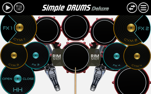 Simple Drums - Deluxe 1.4.4 screenshots 8