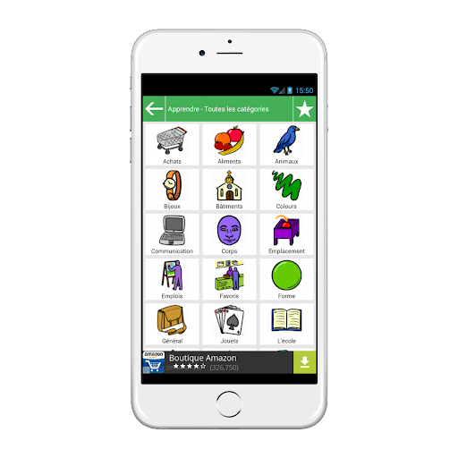 無料教育Appのフランス語を学びます|記事Game