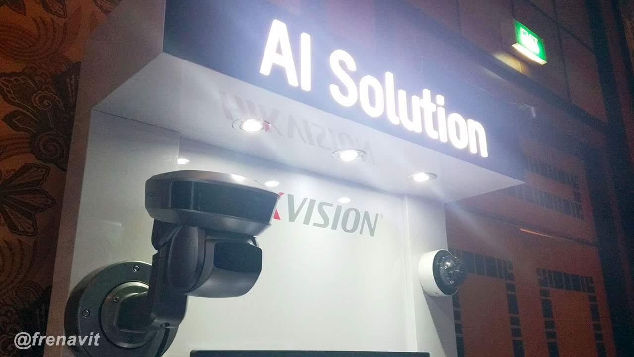 AI CCTV HIKVISION