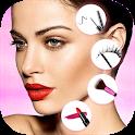 Makeup Photo Editor: Selfie Camera and Face Makeup icon