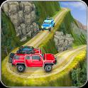 Offroad Jeep Simulator 2019: Mountain Drive 3d icon