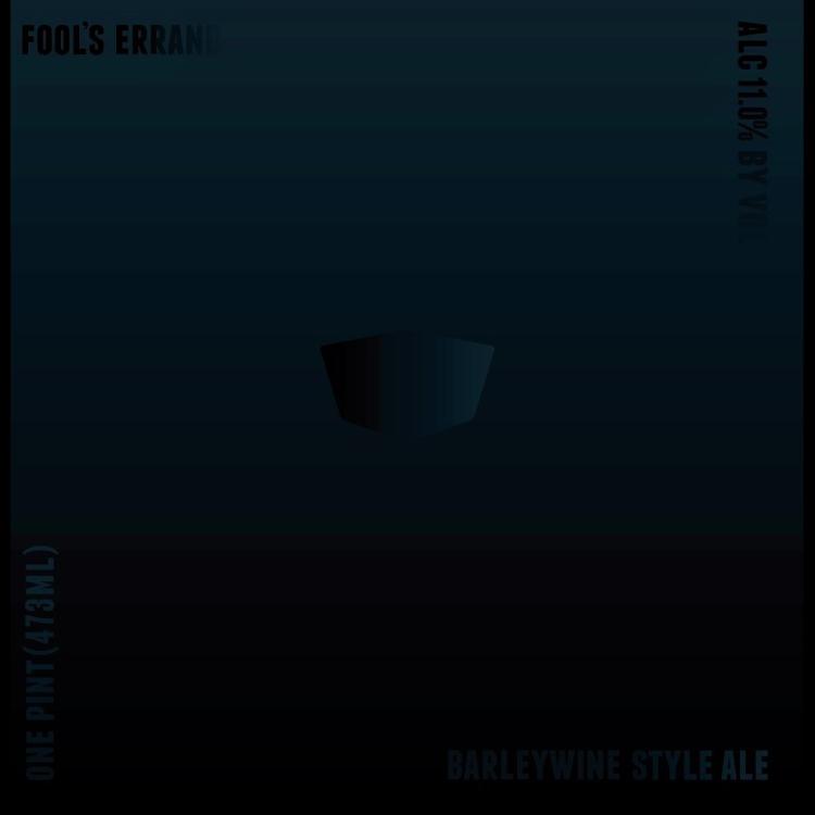 Logo of Virginia Beer Co. Fool's Errand