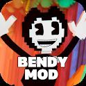 🤖 Bendy Mod for Minecraft PE 🤖 icon