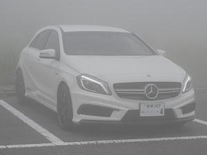 Aクラス A45のカスタム事例画像 kzm45さんの2020年10月16日17:06の投稿