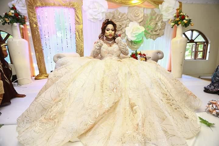 A Coastal bride