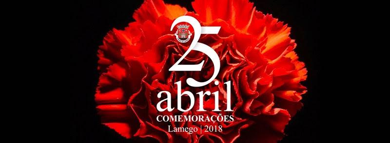 Comemorações 25 de Abril | 44º Aniversário - Lamego