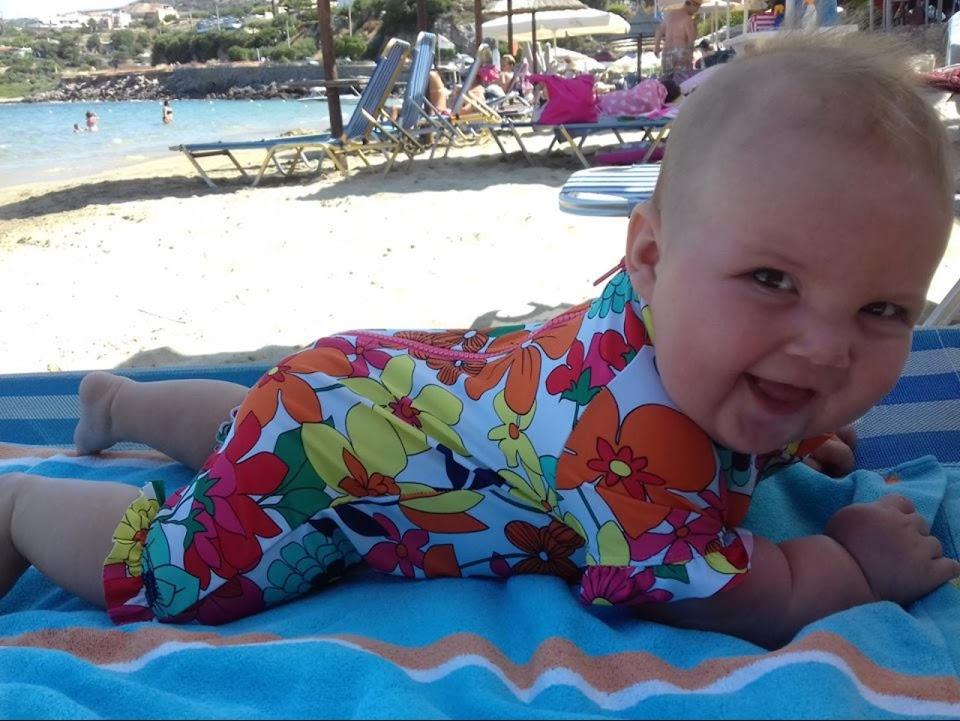 Leyla 9 mois