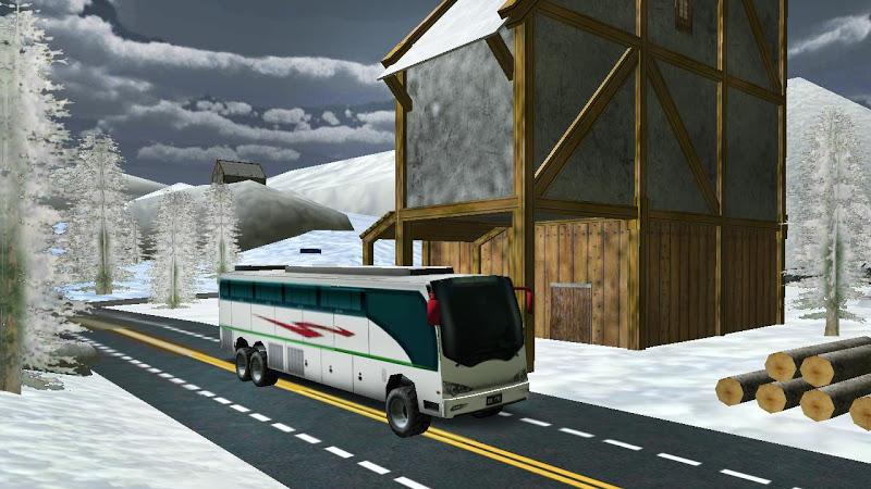 Скриншот Mountain Holiday Bus Sim 2016