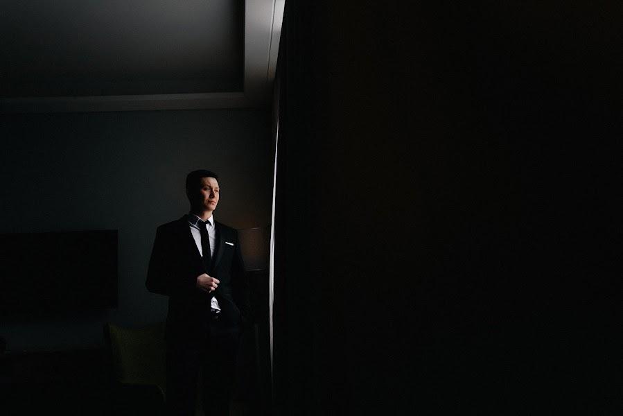 Fotógrafo de bodas Dauren Abilkhayatov (abilkhayatov). Foto del 04.05.2018