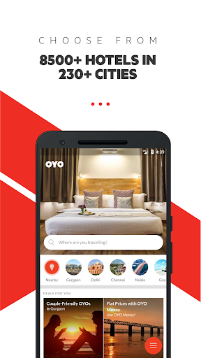 OYO-Hotel Booking, Budget Hotel Deals & Discounts for PC