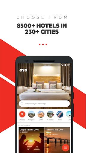 OYO-Hotel Booking, Budget Hotel Deals & Discounts 4.4.24 screenshots 1