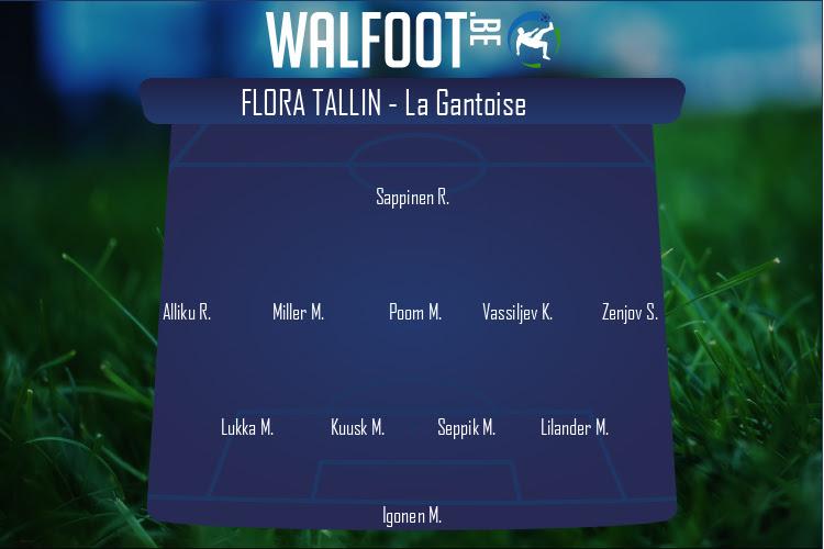 Flora Tallin (Flora Tallin - La Gantoise)