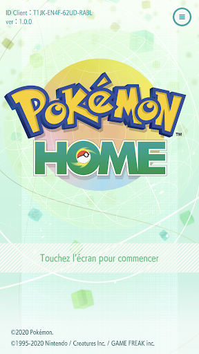 Code Triche Pokémon HOME APK Mod screenshots 1